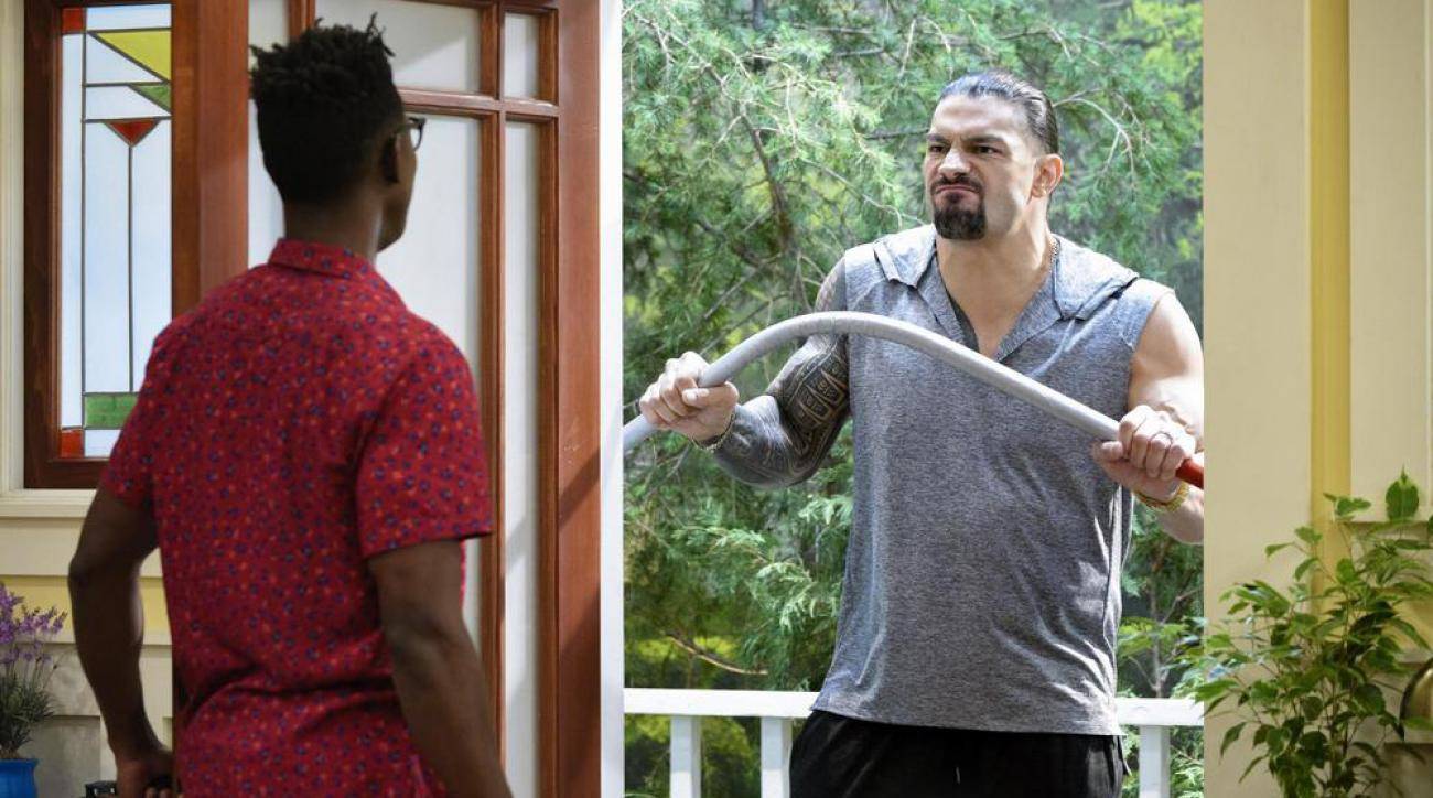 Roman Reigns Guest Stars on Nickelodeon's 'Cousins For Life'