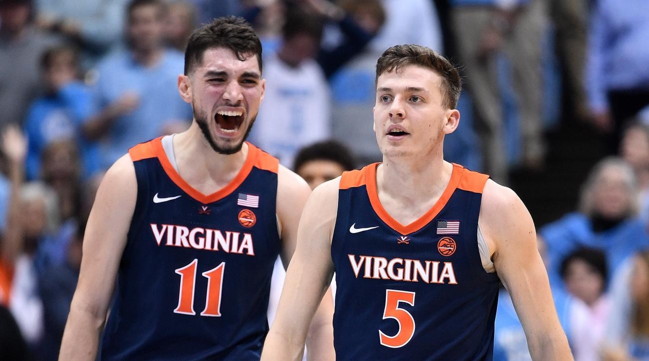 Virginia v North Carolina