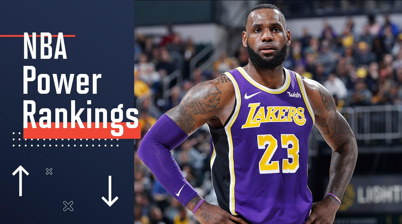 a32db21c3c3b NBA Power Rankings  Lakers Next Steps After Drama-Filled Trade Deadline