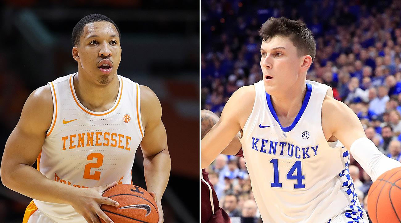 d24800339b2 Kentucky vs Tennessee basketball: Who will win SEC showdown? | SI.com