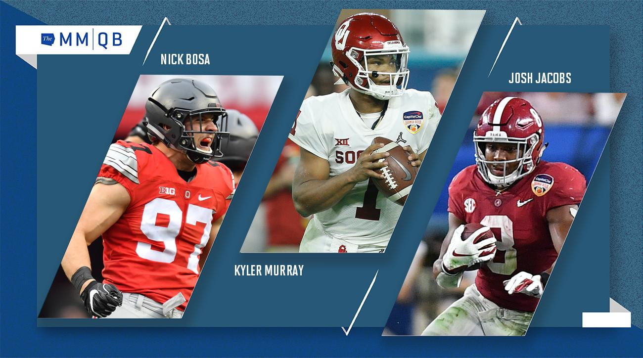 NFL Draft Top 50 Big Board heading into the combine  9cab96a2c