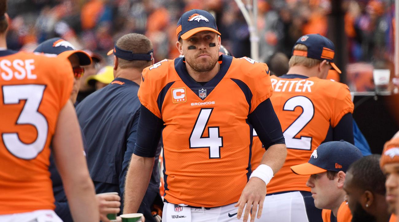 finest selection d27b6 0252c Joe Flacco trade: Broncos to shop QB Case Keenum after ...