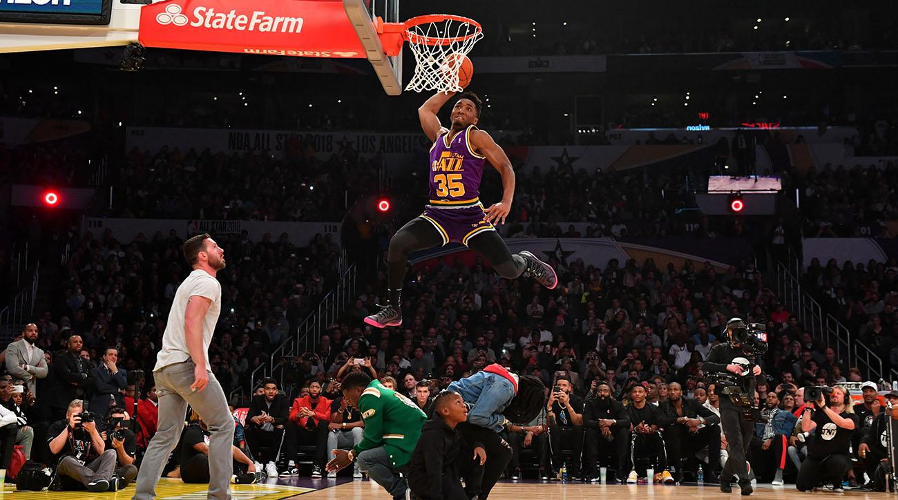 nba slam dunk contest, NBA Dunk Contest Past Winners, 2019 nba slam dunk contest, nba slam dunk contest participants, how won last year's nba slam dunk contest