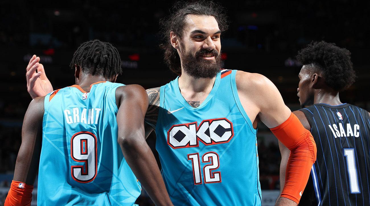 Orlando Magic v Oklahoma City Thunder