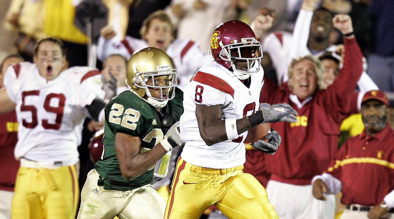 The Top 10 Vacated Games in College Football History