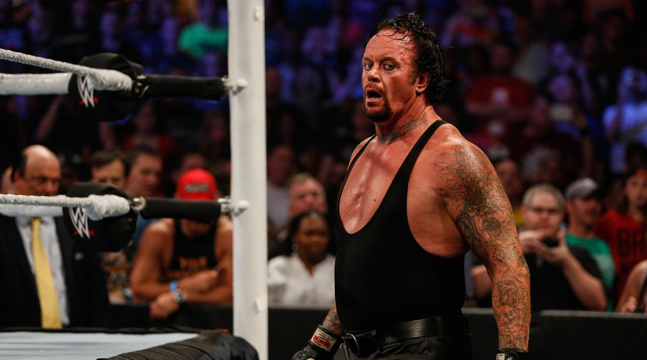 Undertaker appearing at Starrcast II before AEW's 'Double or Nothing'