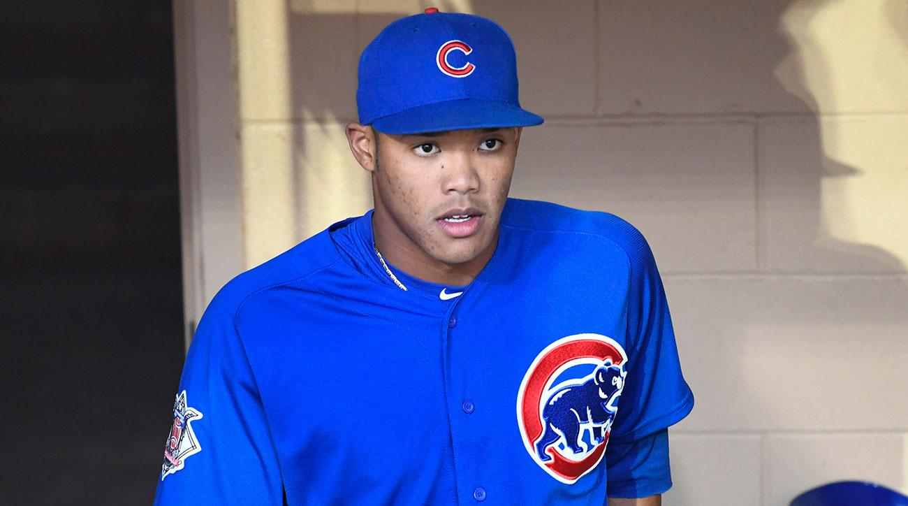addison russell press conference chicago cubs domestic violence