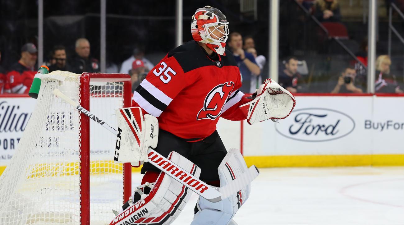 NHL: FEB 07 Islanders at Devils
