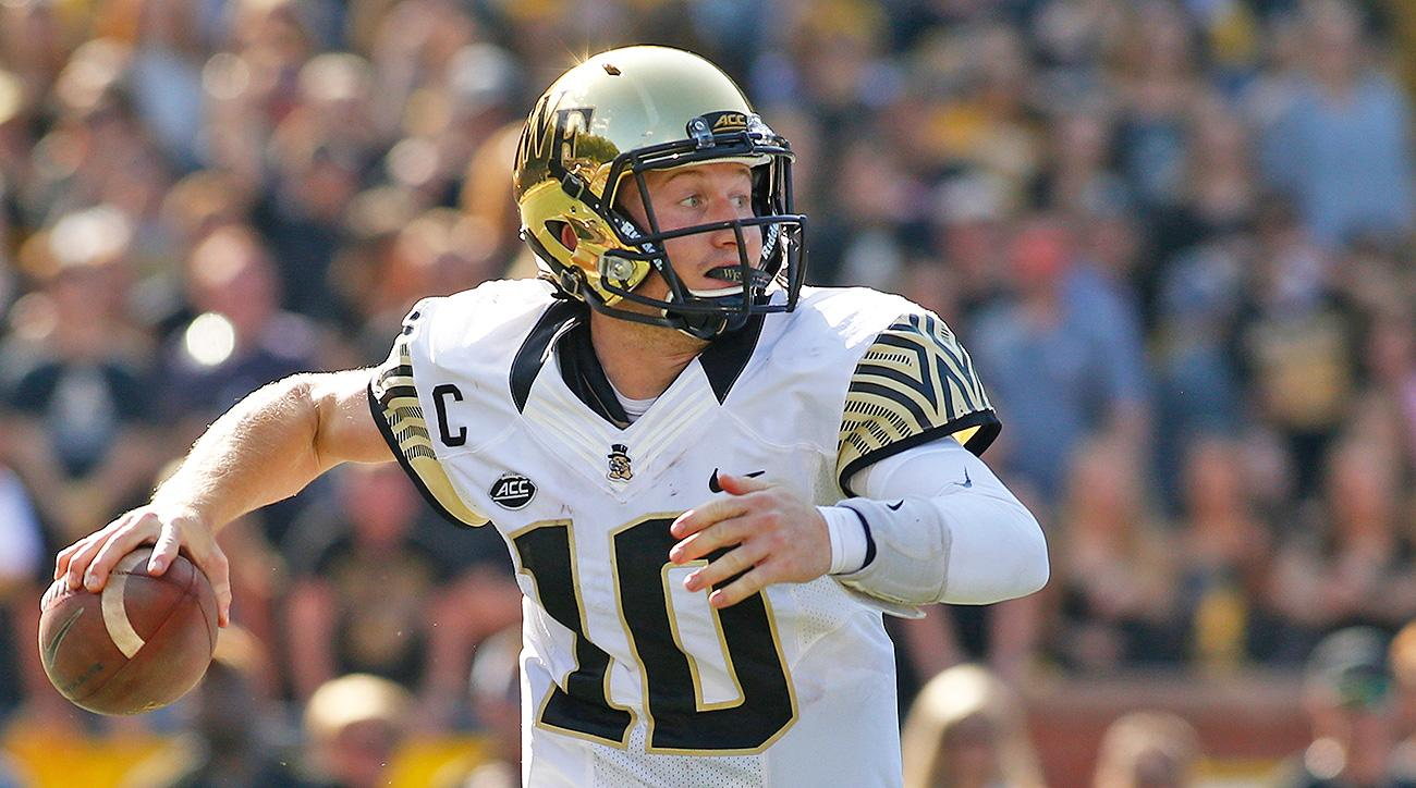 An Appreciation of AAF Breakout Star John Wolford's Senior Season at Wake Forest