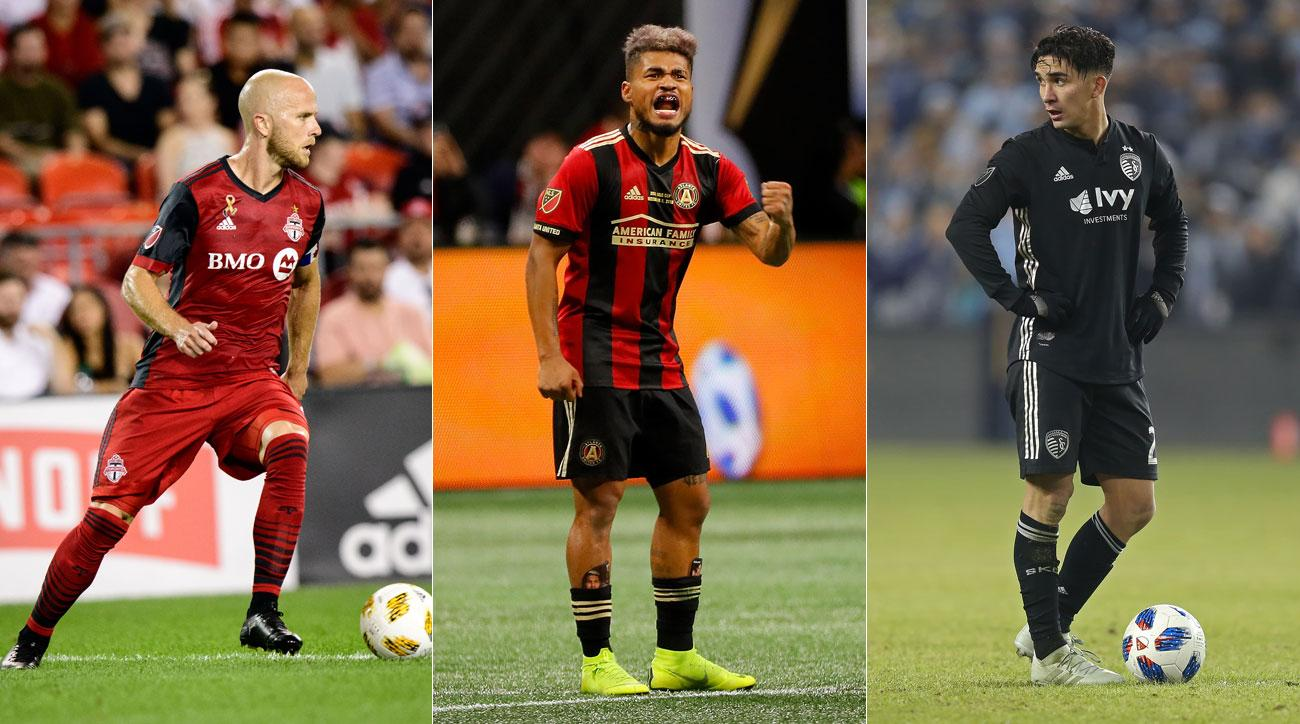 Toronto FC, Atlanta United and Sporting Kansas City all vie for CCL glory