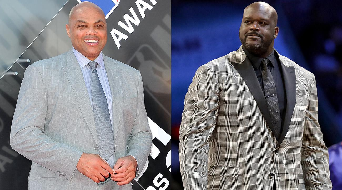 Chuck and Shaq's All-Star Takes: Inside the NBA Hosts Destroy Zion, Rich Paul and More