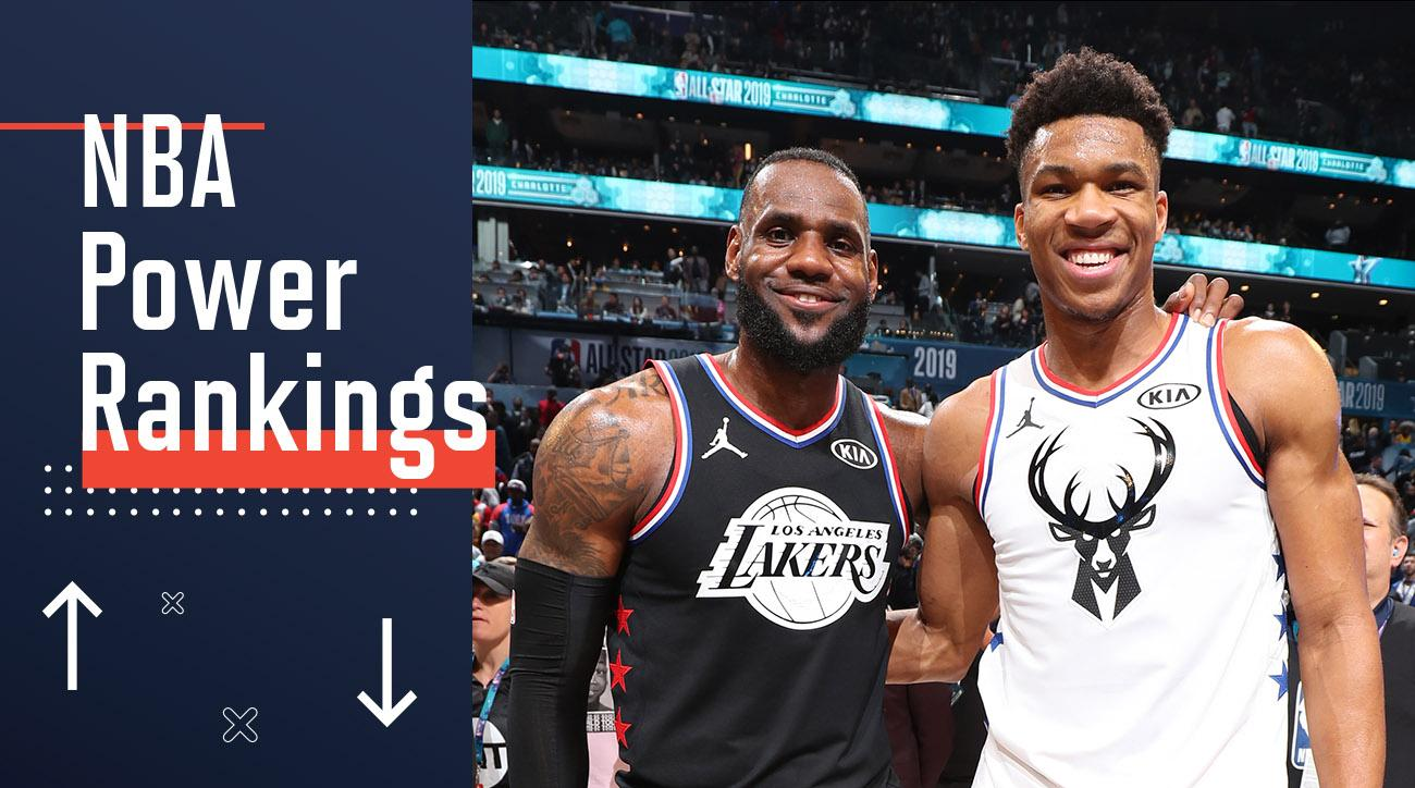 b6972ded0f1 NBA Power Rankings  Where Do All 30 Teams Stand After All-Star Weekend