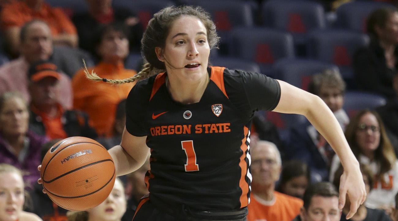 COLLEGE BASKETBALL: FEB 23 Women's - Oregon State at Arizona