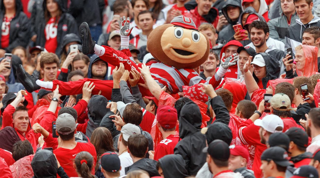 Ohio State football: Buckeyes fans ate 8 tons of nacho cheese