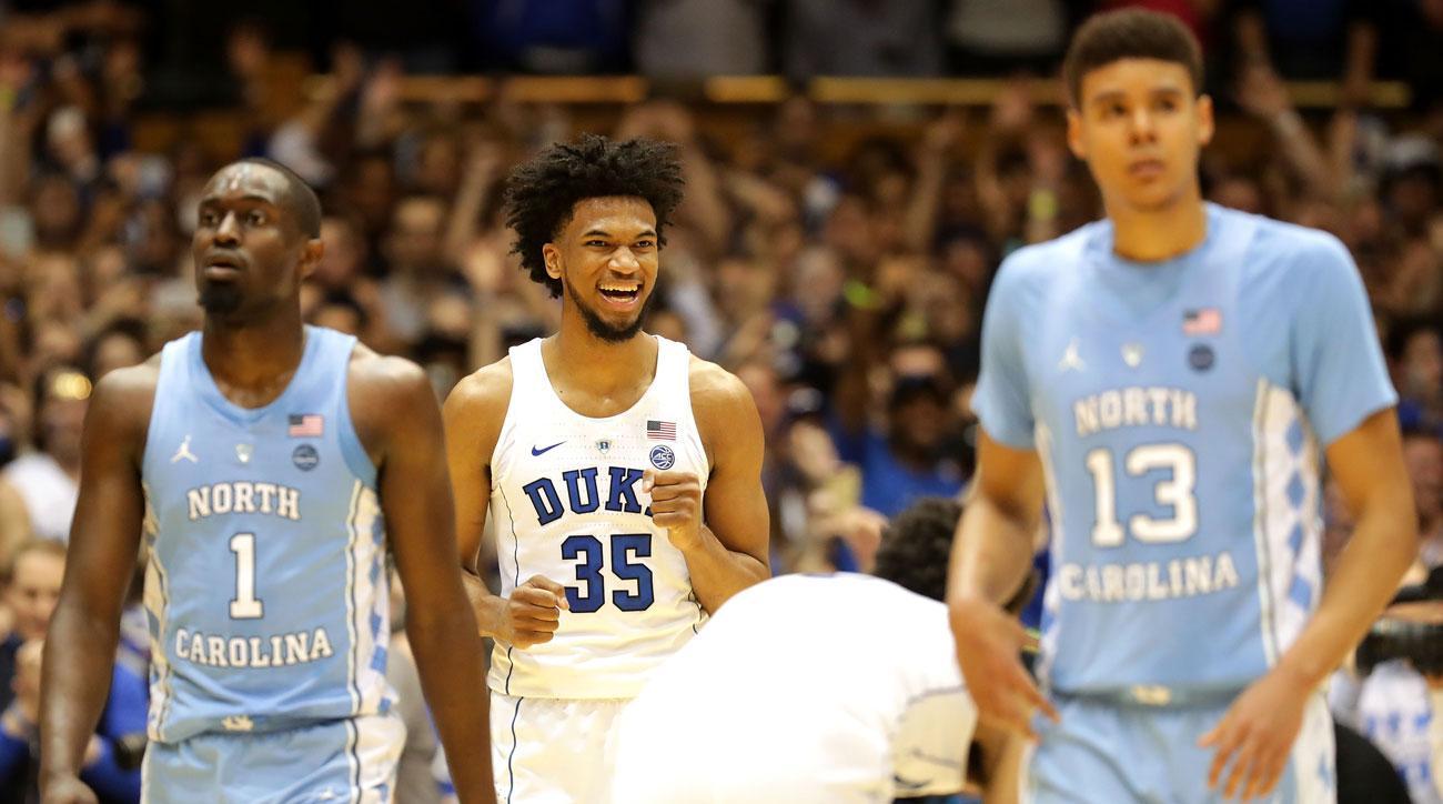 UNC vs. Duke: All-Time Head to Head Record, Rivalry History