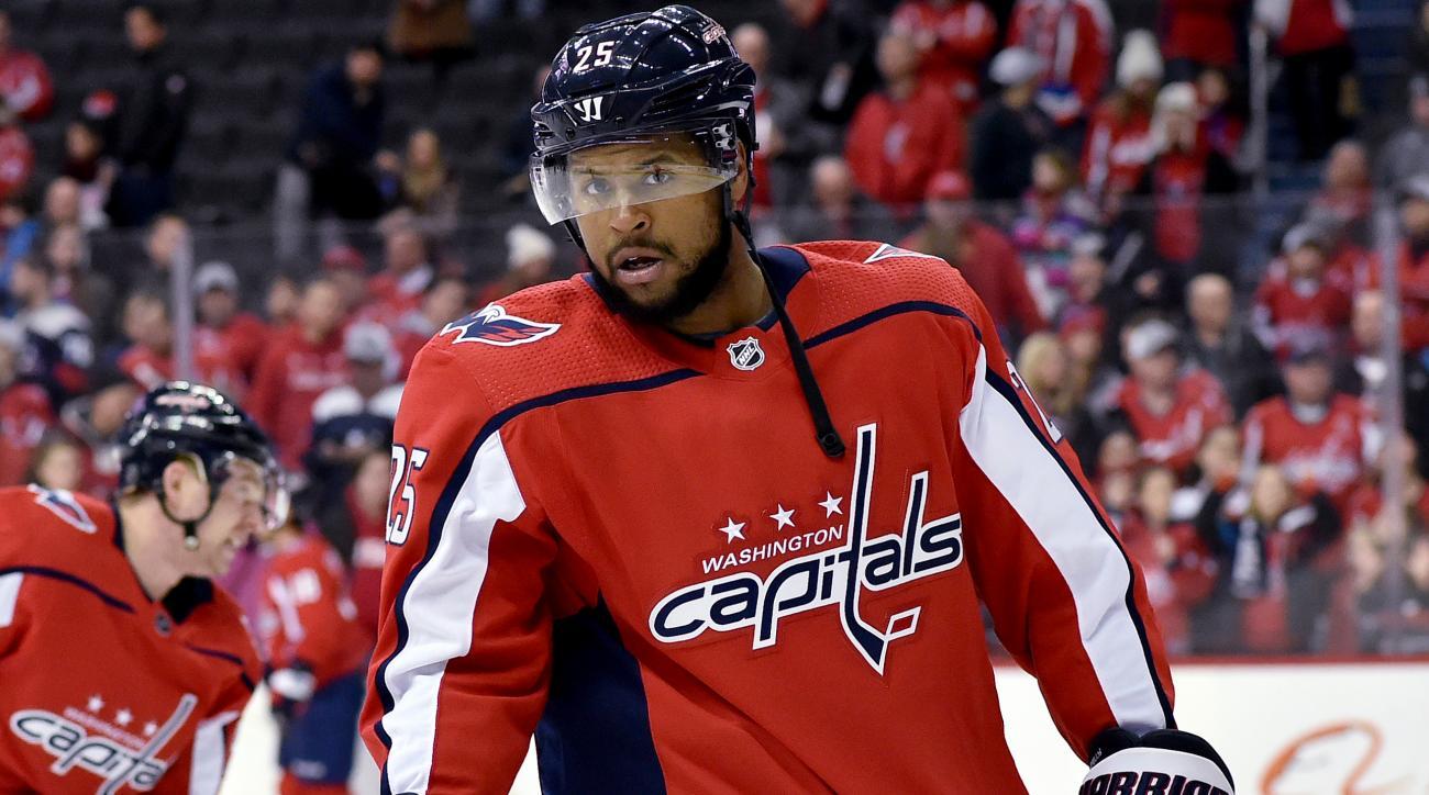 NHL: FEB 01 Flames at Capitals