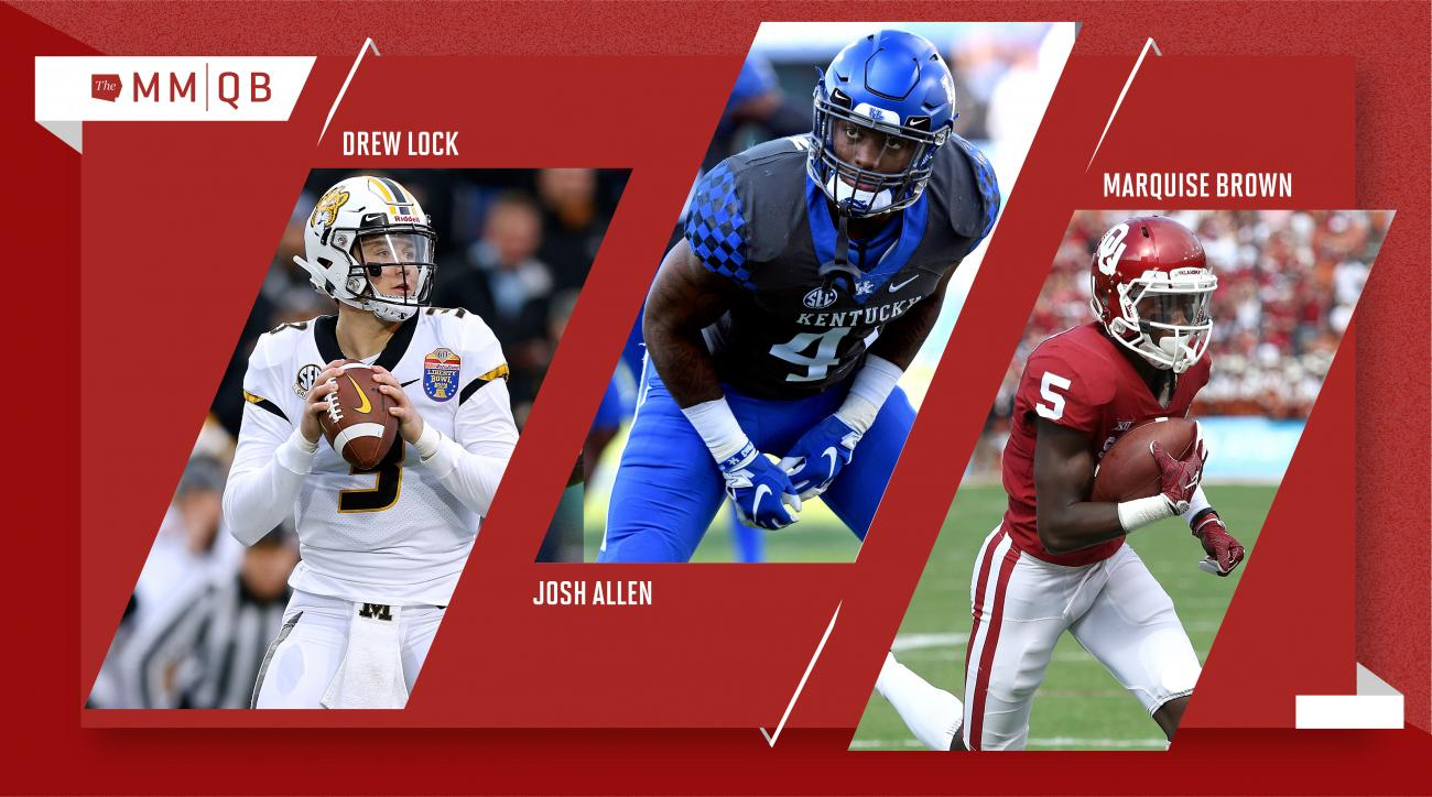 2019 NFL Mock Draft 5.0: Four Quarterbacks Go in the Top 15