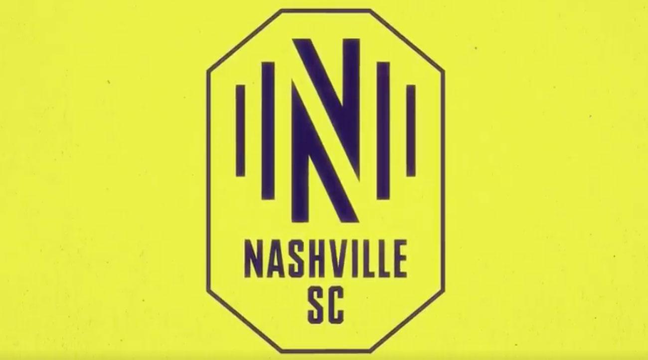 Nashville SC unveils its MLS logo
