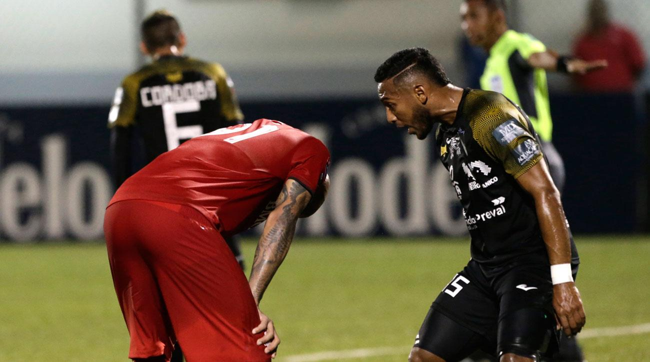 Independiente beats Toronto FC 4-0 in CCL