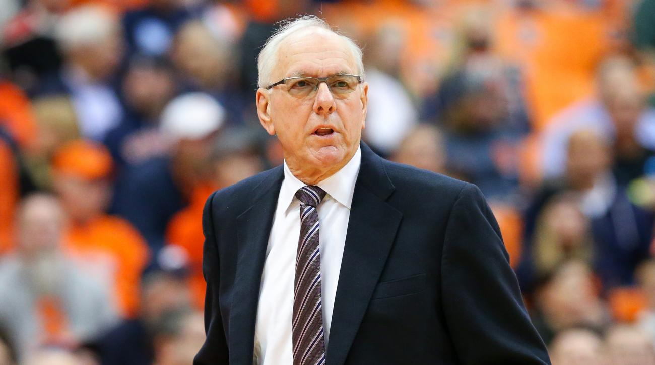Syracuse Coach Jim Boeheim Will Not be Charged for Fatal Accident