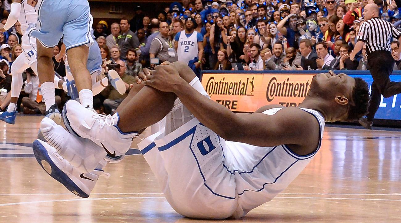 4e0de70baaa The Zion Williamson Injury That Stopped the Sports World