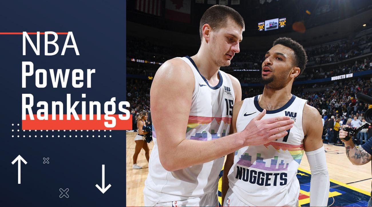 43d0c6115a1 NBA Power Rankings  The Nuggets Face a Prime Opportunity to Prove Themselves