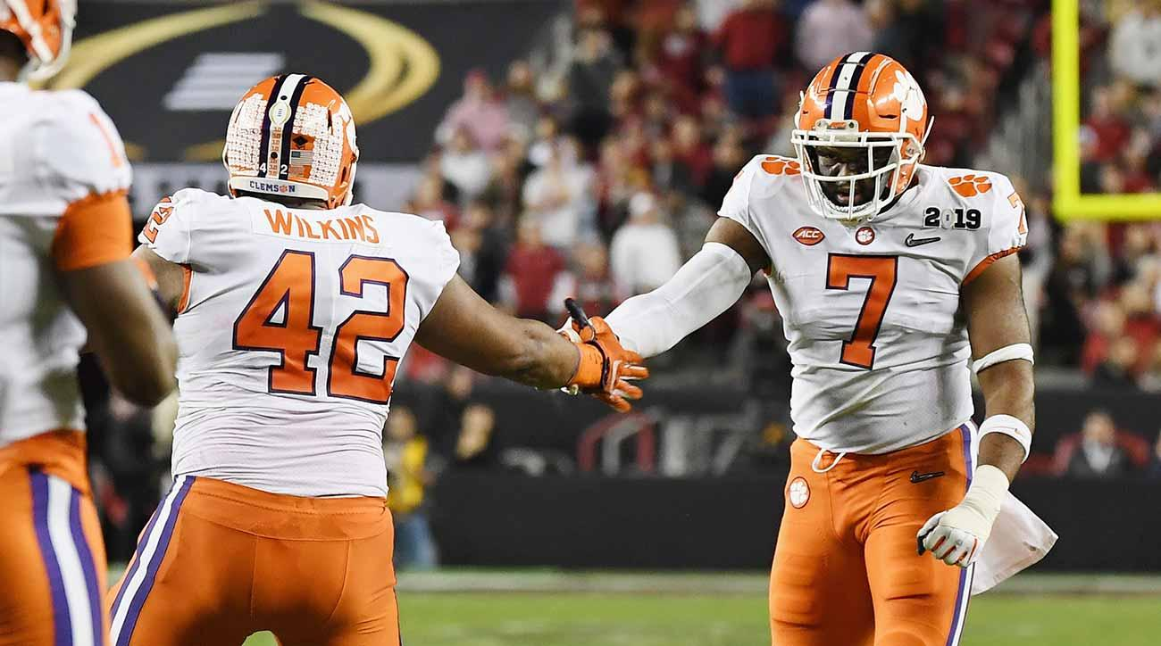 College football recruiting rankings: Clemson, Alabama lead 2015's re-ranked top 10 classes