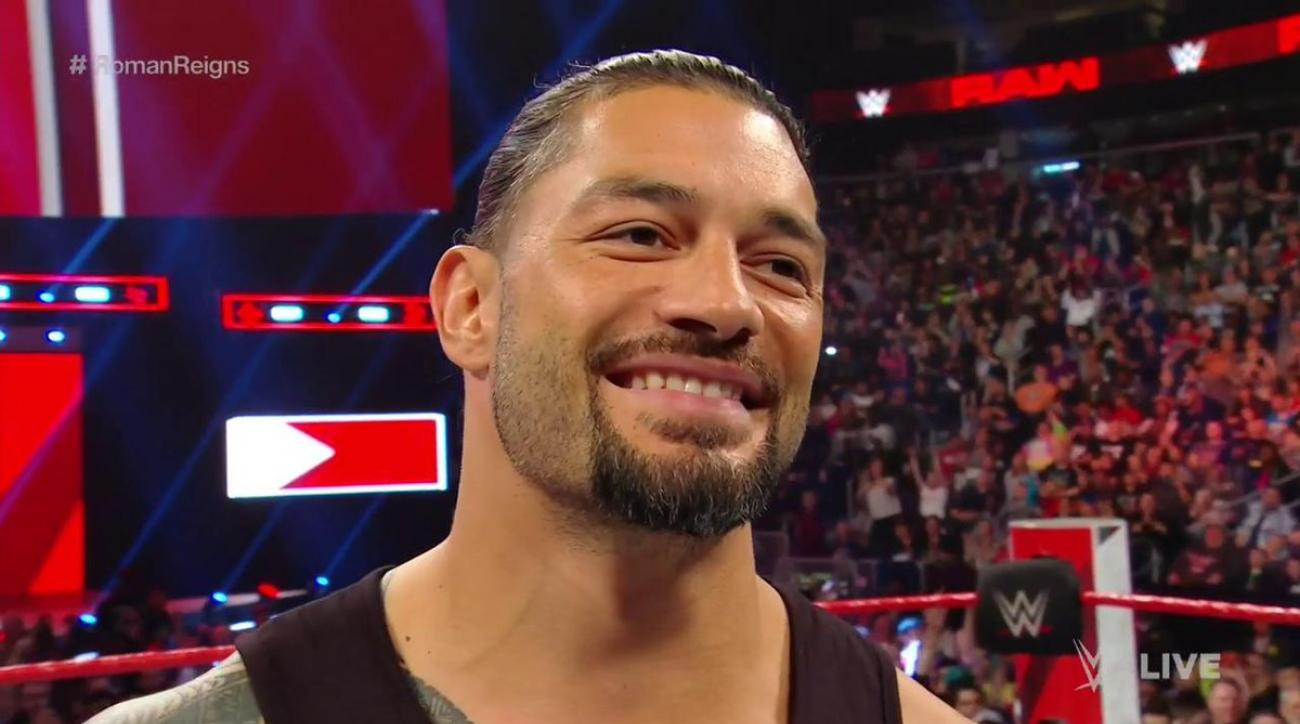 Roman Reigns announcement: WWE star returns after leukemia scare