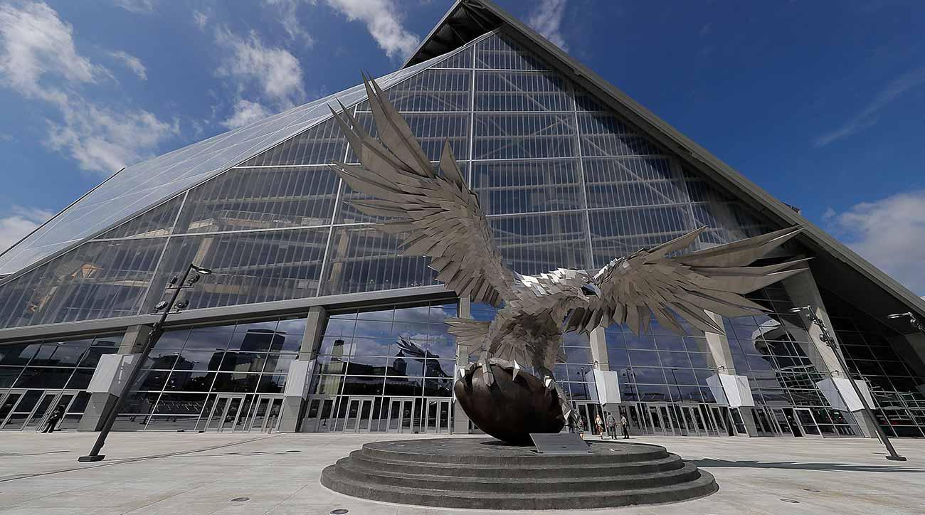 Georgia Tech future schedule: Yellow Jackets move five games to Mercedes-Benz Stadium