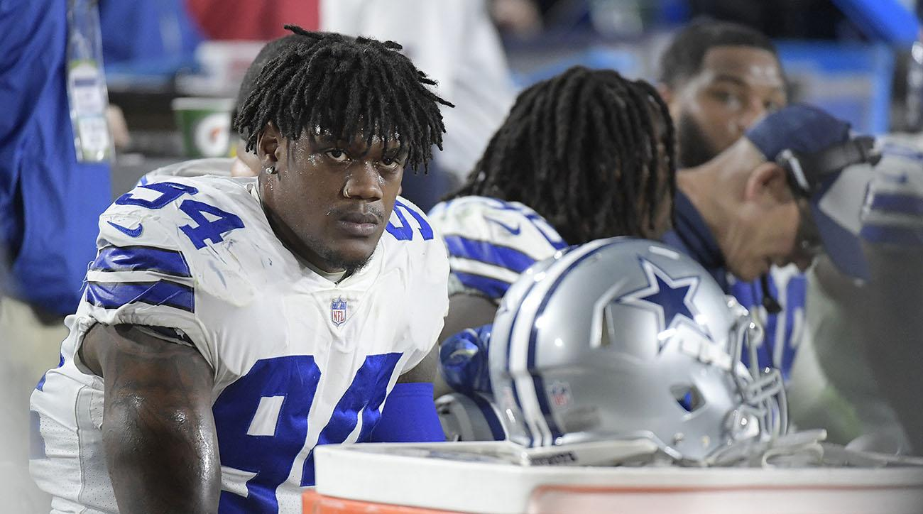 cowboys randy gregory suspended, randy gregory, dallas cowboys