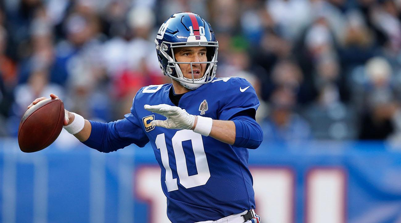Eli Manning, giants, new york giants, pat schurmur
