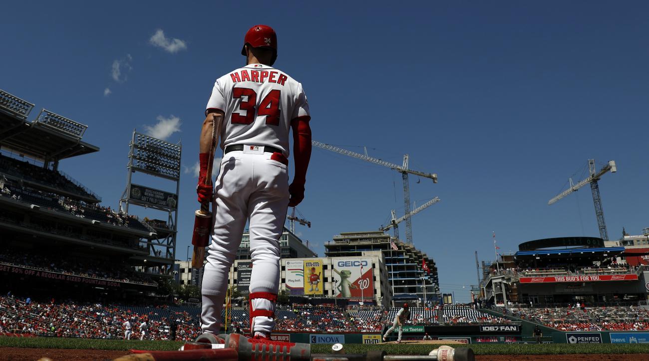 2019 MLB schedule: Bryce Harper returns to DC, Yankees-Red
