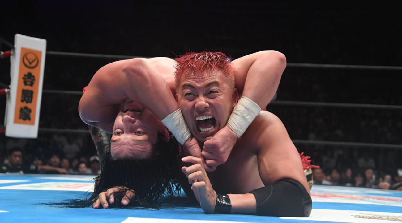 How to watch G1 Climax Dallas: AXS TV will stream NJPW