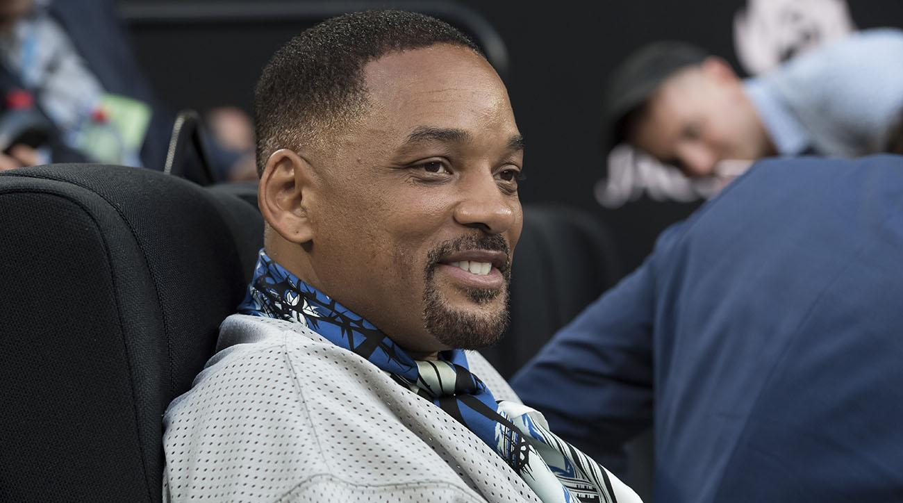 Will Smith to star as Venus and Serena Williams' father in biopic