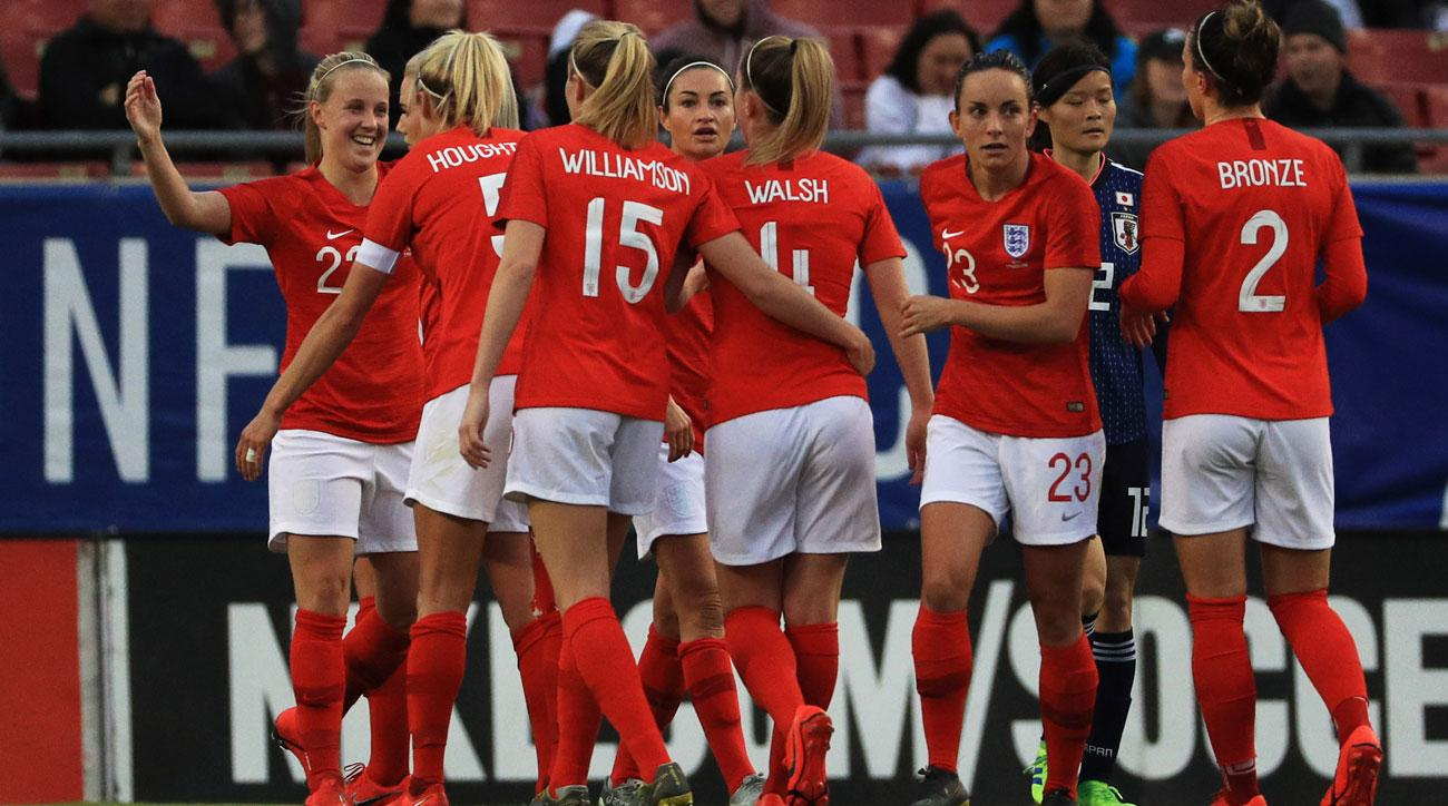 Shebelieves Cup 2019 Schedule SheBelieves Cup: England wins title, USWNT finishes second   SI.com