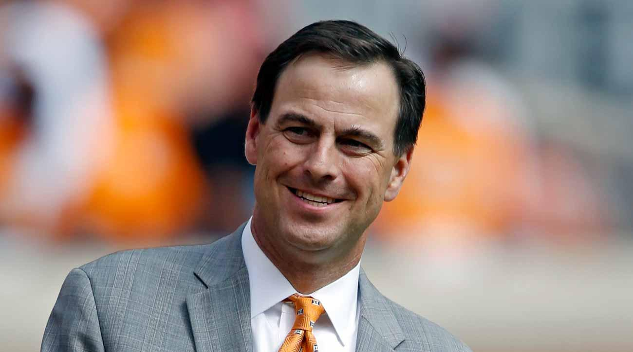 John Currie: Wake Forest AD moves on from Tennessee debacle