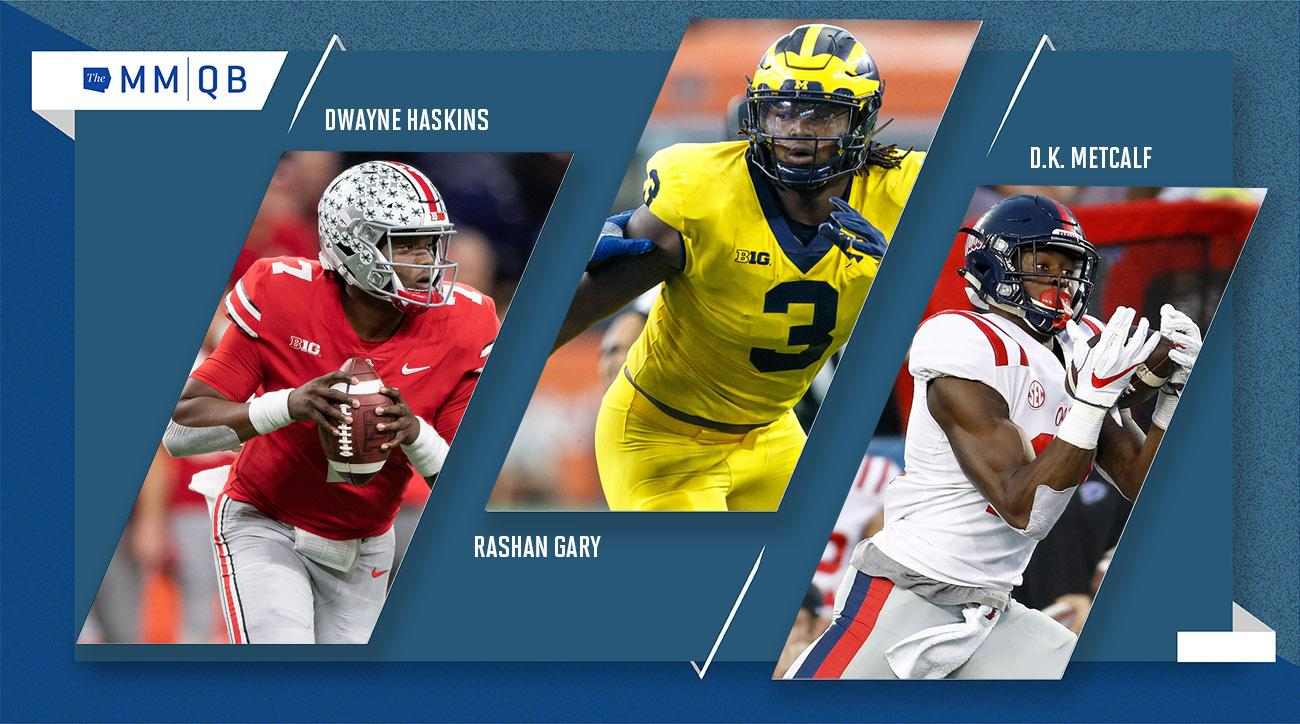 Best Nfl Players 2019 NFL Draft Top 100 Big Board after the combine | SI.com