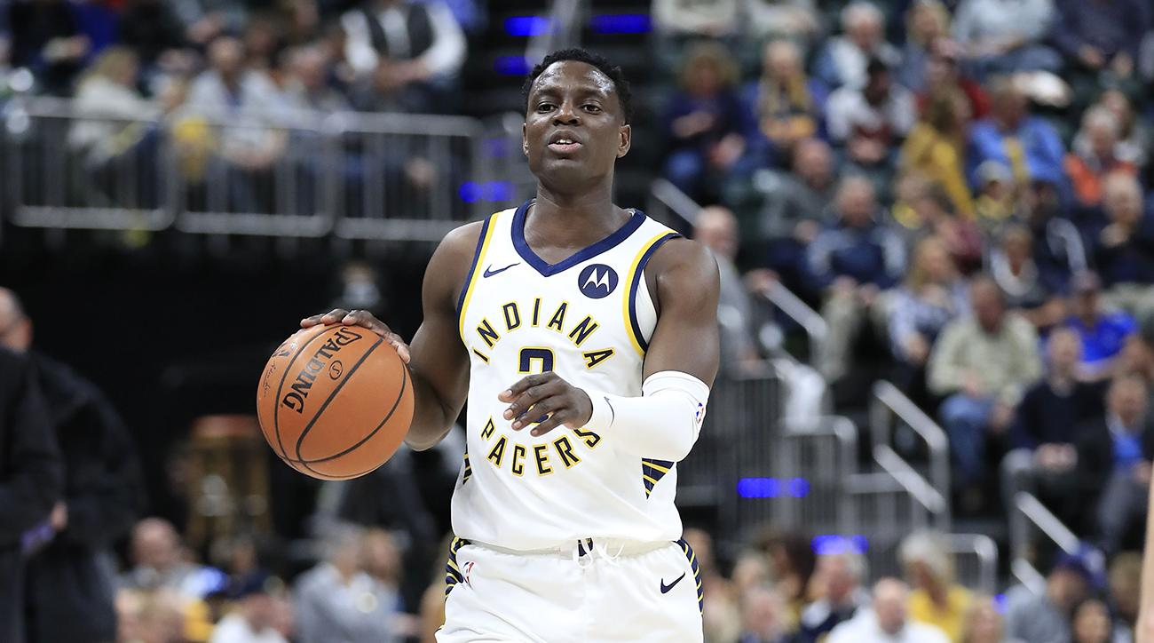 Pacers' Darren Collison