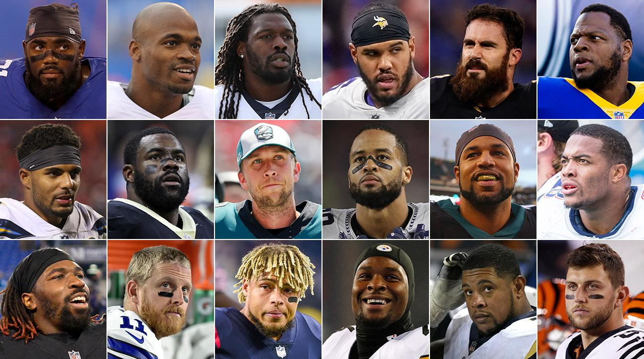 Best Nfl Players 2019 NFL Free Agency 2019 Guide: Rankings, Signings Tracker | SI.com
