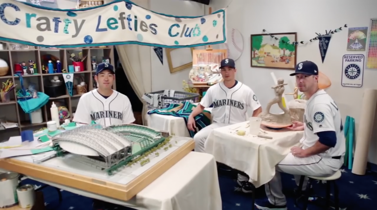 Seattle Mariners commercials star Dee Gordon, Yusei Kikuchi (video)