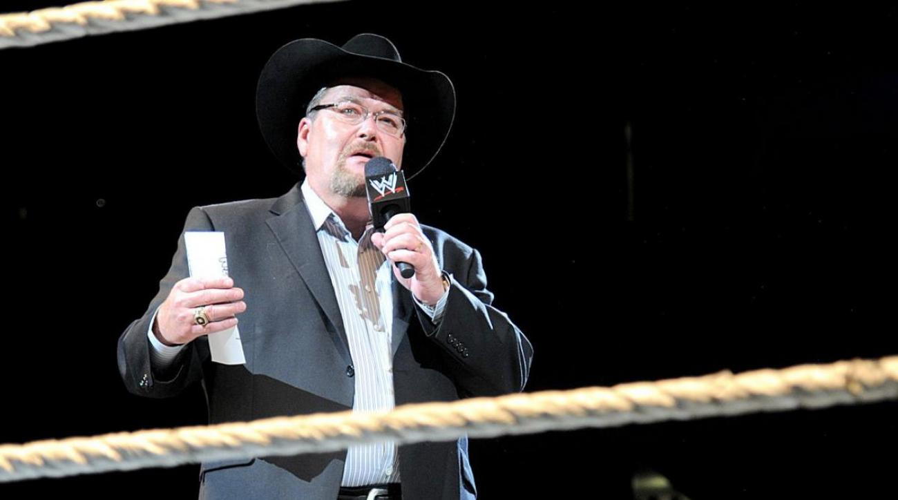 Jim Ross: WWE announcer leaving after talk with Vince McMahon