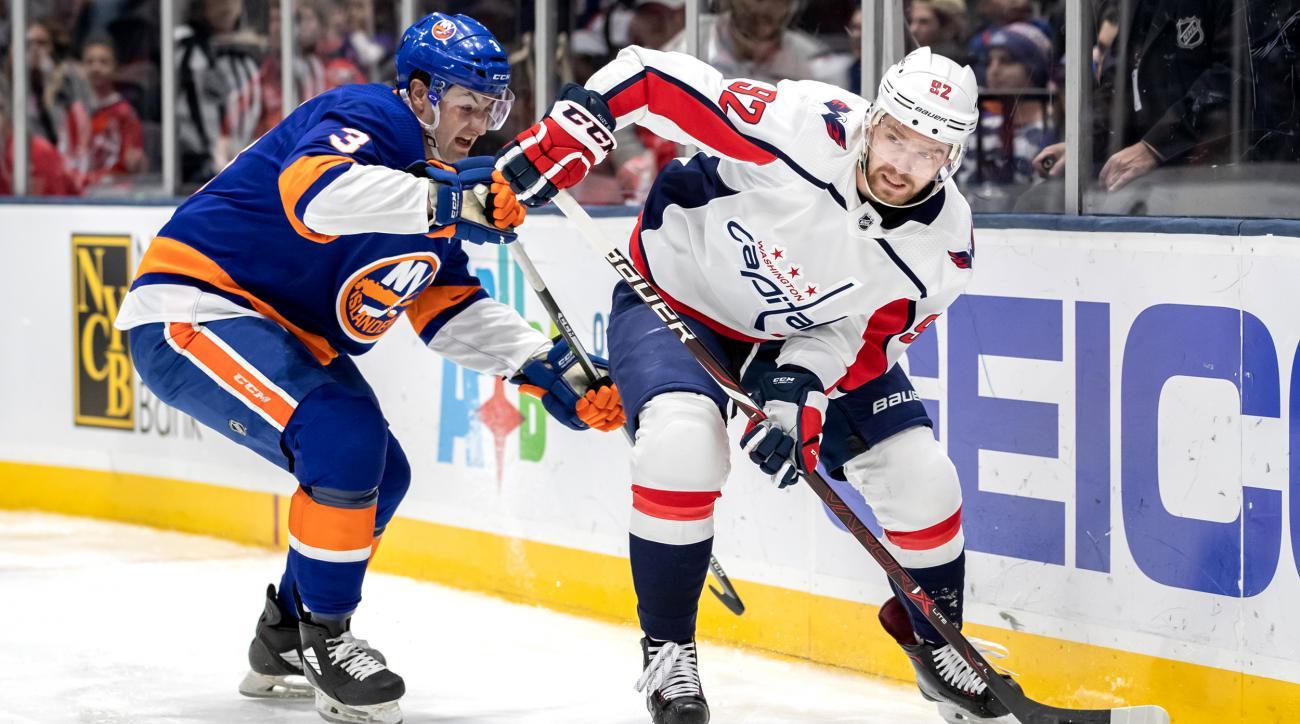 NHL: MAR 01 Capitals at Islanders