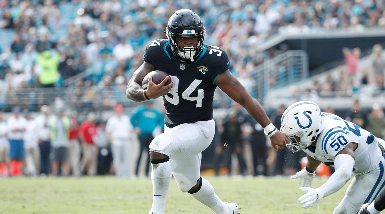 free shipping c396c 6d523 Former Jaguars RB Carlos Hyde agrees to one-year deal with ...