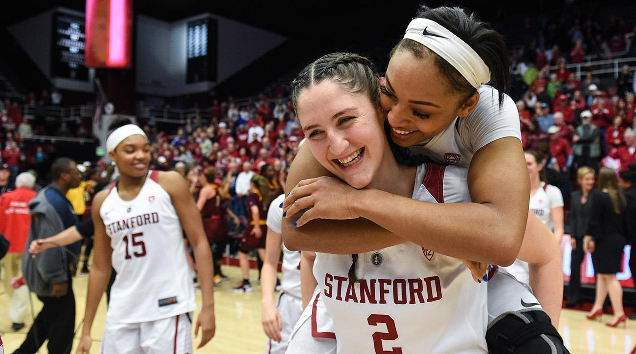 COLLEGE BASKETBALL: FEB 24 Women's Arizona State at Stanford