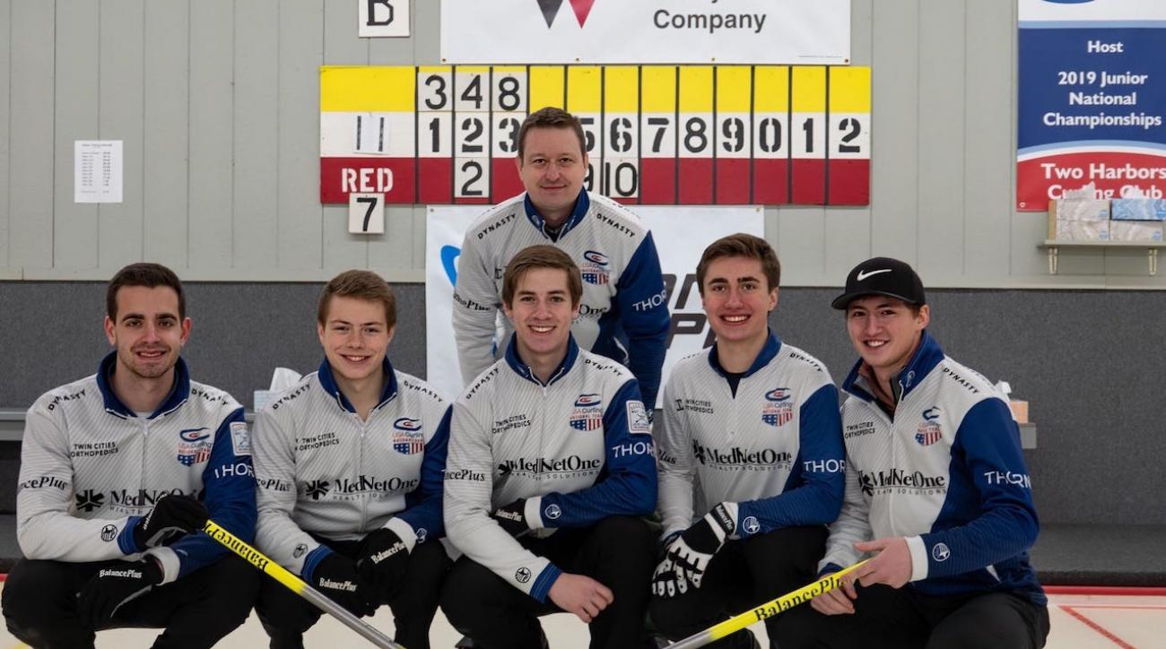 Team Stopera Curling photo