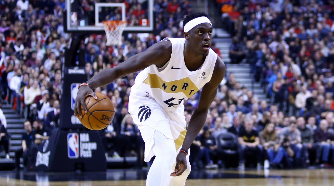 c8abecc69 Raptors star Pascal Siakam s breakout season will be tested