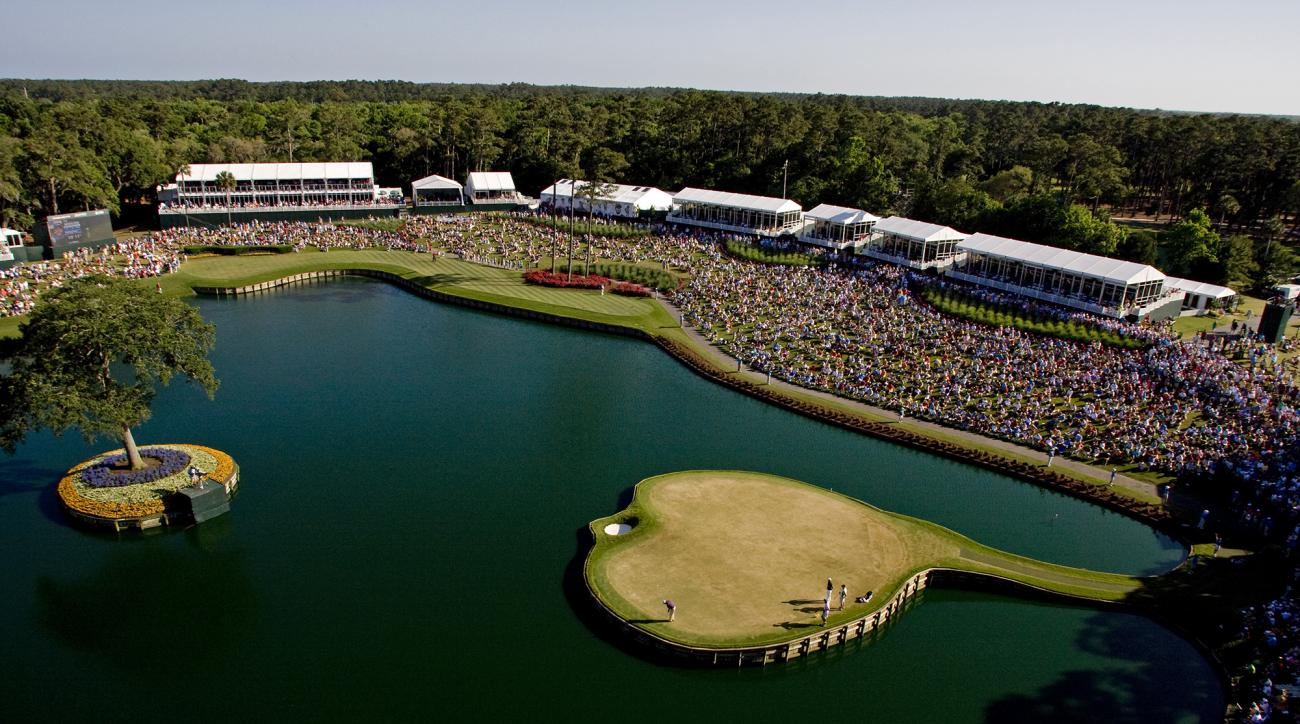 Players championship tpc sawgrass 17th hole major championship