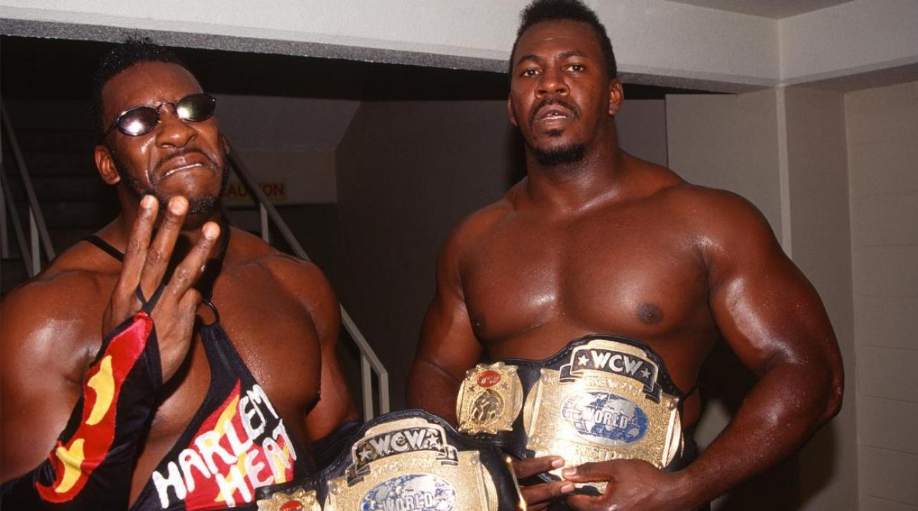 WWE Hall of Fame Class of 2019: Harlem Heat added to list