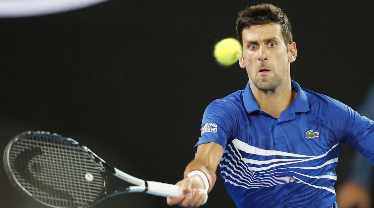 Novak Djokovic Knocked Out Of Indian Wells