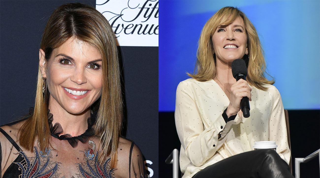 Actresses Felicity Huffman, Lori Loughlin charged in bribery scheme